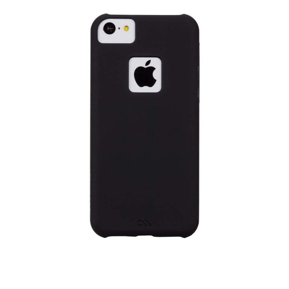 Case-Mate Studio Collection Barely There Case for iPhone 5C - Black - Equipment Blowouts Inc.