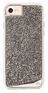 Case-Mate Brilliance Tough for iphone 6/6s/7 -Genuine Champagne Crystal - Equipment Blowouts Inc.