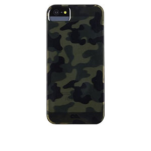 Case Mate Barely There Studio Collection for Iphone 5/5s - Green Camoflauge - Equipment Blowouts Inc. Established 2005.
