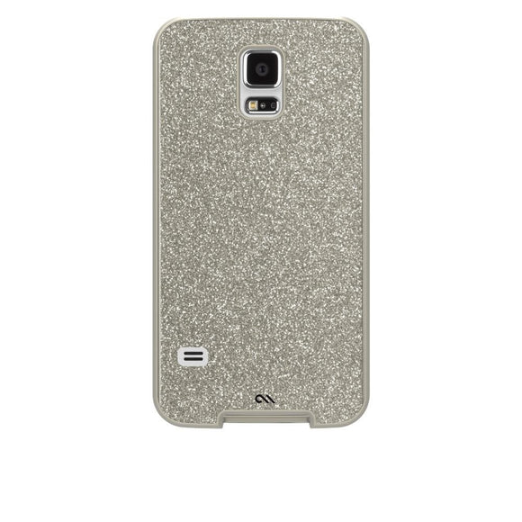 Case-Mate Refined Collection Glam for Samsung Galaxy S5 - Champagne - Equipment Blowouts Inc.