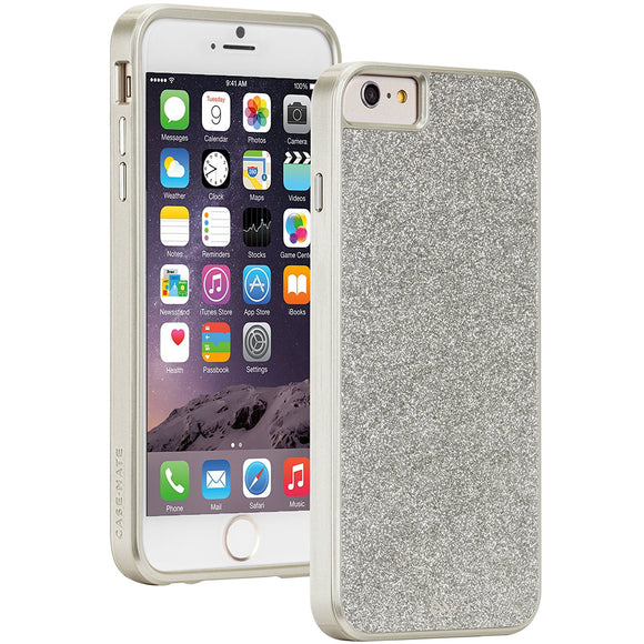 Case Mate Glam Case for Iphone 6/6s - Silver - Equipment Blowouts Inc.