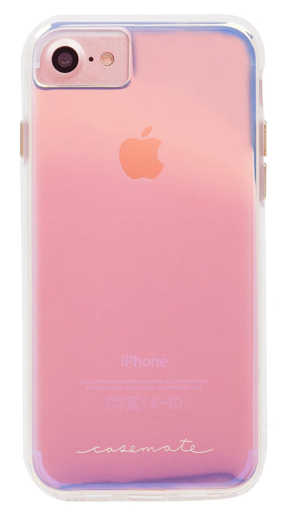 Case-Mate Naked Tough for iPhone 6/6s/7/8 - Iridescent - Equipment Blowouts Inc.