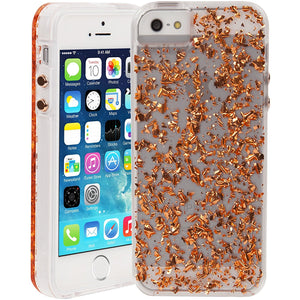 Case-Mate Karat Case for iPhone5/5s/SE - Rose Gold - Equipment Blowouts Inc.