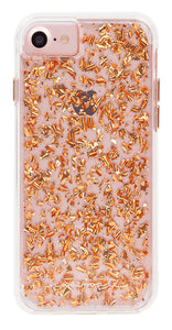 Case-Mate Karat Case for iPhone 6/6s/7 - Rose Gold - Equipment Blowouts Inc.