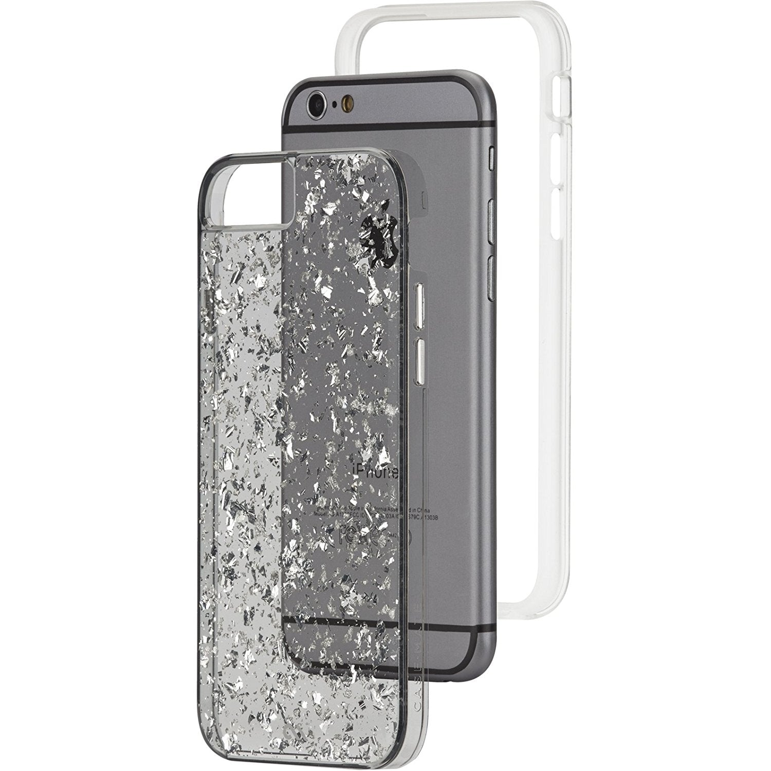 best authentic 95ba8 a6b91 Case Mate Sterling Silver Karat Case for Iphone 6/6s - Smoke