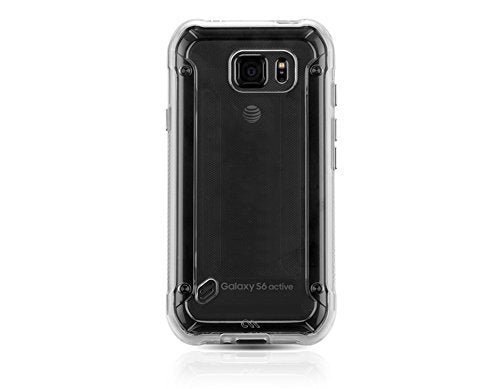 Case-Mate Naked Tough Case for Samsung Galaxy S6 Active - Clear - Equipment Blowouts Inc.