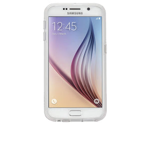 Case-Mate Naked Tough Case for Samsung Galaxy S6 - Clear - Equipment Blowouts Inc.