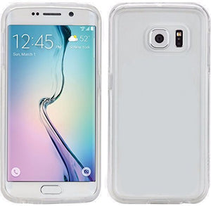 Case-Mate Naked Tough Case with Bumper for Samsung Galaxy S6 edge - Clear - Equipment Blowouts Inc.