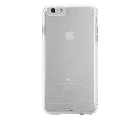Case-Mate Naked Tough Case for iPhone 6 / 6s / 7 / 8 - Clear - Equipment Blowouts Inc. Established 2005.