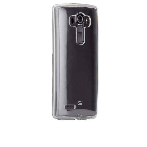 Case-Mate Naked Tough Case for LG G4 - Clear - Equipment Blowouts Inc.