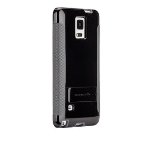 Samsung Pop! Stand Case for Samsung Galaxy Note 4 -  Black/Gray - Equipment Blowouts Inc.