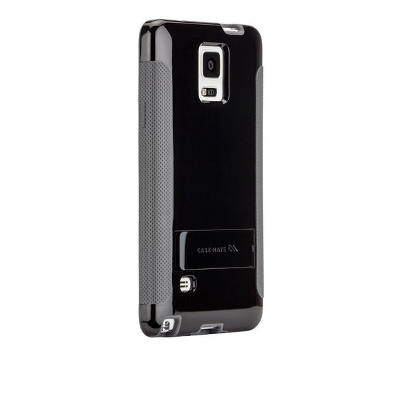 Samsung Pop! Stand Case for Samsung Galaxy Note 4 -  Black/Gray - Equipment Blowouts Inc. Established 2005.