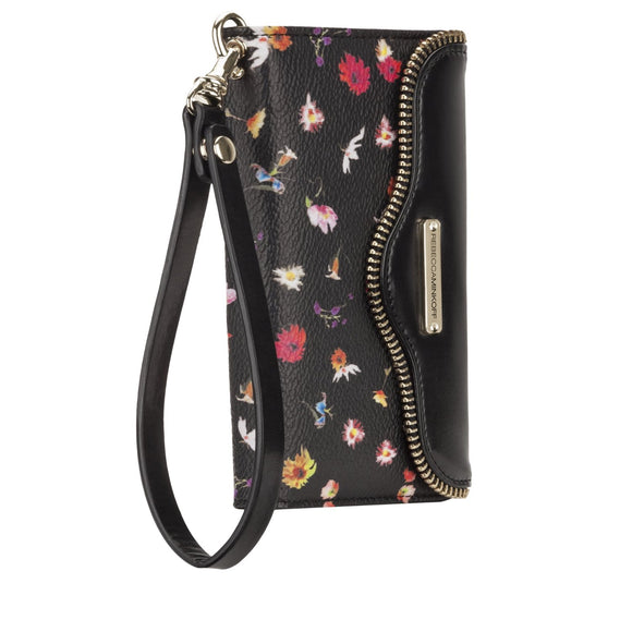 Case Mate Rebecca Minkoff Folio Wristlet for Samsung Galaxy S6 - Botanical Floral - Equipment Blowouts Inc.