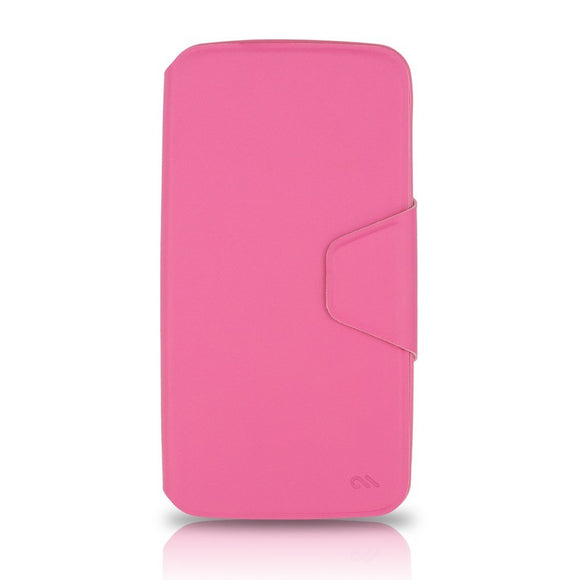 Case-Mate Slim Folio Case Cover for LG G Flex - Pink - Equipment Blowouts Inc.