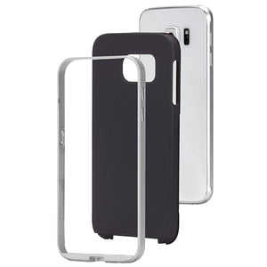 Case-Mate Slim Tough Case for Samsung Galaxy S6 - Black / Silver - Equipment Blowouts Inc.