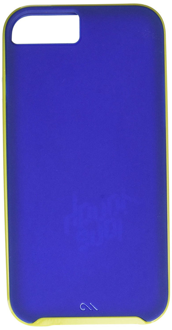Case-Mate Slim Tough Case for iPhone 6 - Blue/Chartreuse Green - Equipment Blowouts Inc. Established 2005.
