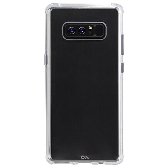 Case-Mate Touch Clear Case for Samsung Galaxy Note 8 - Ultra Clear - Equipment Blowouts Inc.