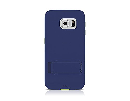 Case-Mate Tough Stand for Samsung Galaxy S6 Edge - Blue/Lime Green - Equipment Blowouts Inc.