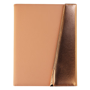 "Case-Mate Universal Folio Case with Dual Stand for 9"" to 10.5"" Tablets - Rose Gold - Equipment Blowouts Inc."