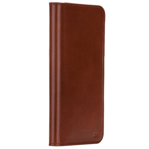 Case-Mate Wallet Folio for Samsung Galaxy S6 - Brown - Equipment Blowouts Inc.