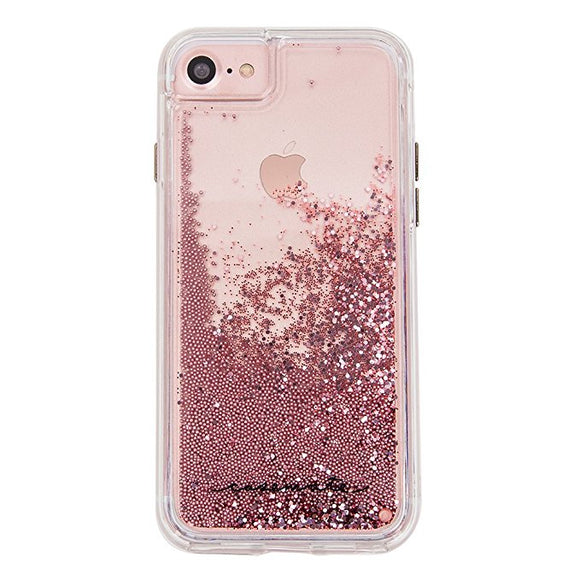 Case-Mate Waterfall Case for iPhone 8 - Rose Gold - Equipment Blowouts Inc.