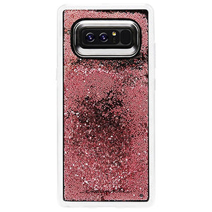 Case-Mate Waterfall Case for Samsung Galaxy Note 8 - Rose Gold - Equipment Blowouts Inc.