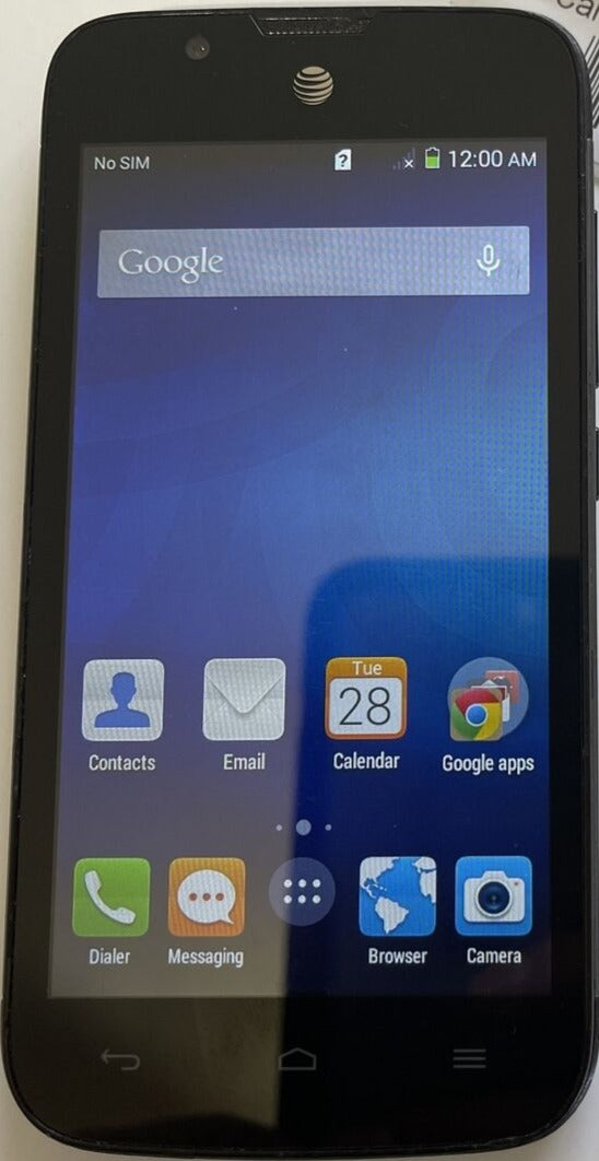 Huawei Fusion 3 Y536A1 AT&T 4g touchscreen phone