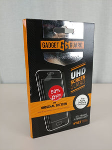 Gadget Guard UHD Screen Guard for iPhone 6 - Equipment Blowouts Inc.