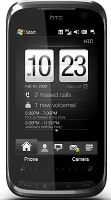 HTC Touch Pro 2 6875 windows Smartphone US Cellular - Equipment Blowouts Inc.