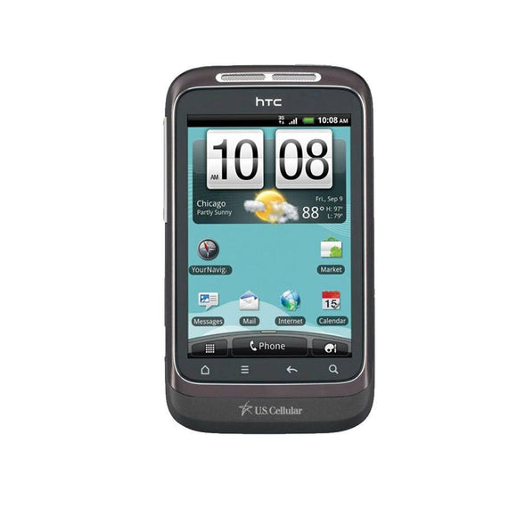 HTC Wildfire s ADR6230 3G Android Smartphone US Cellular