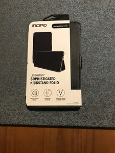 ASUS MeMO Pad 7 LTE Case, Incipio [Hard Shell] [Folio Case] Lexington Case-Black - Equipment Blowouts Inc. Established 2005.