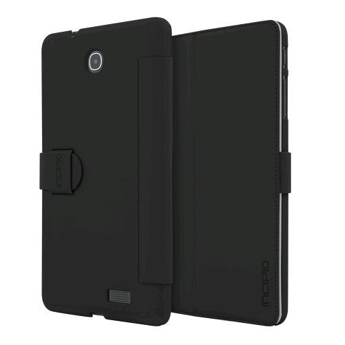 Incipio Lexington Hard Shell Folio Case for AT&T Trek HD - Black - Equipment Blowouts Inc. Established 2005.