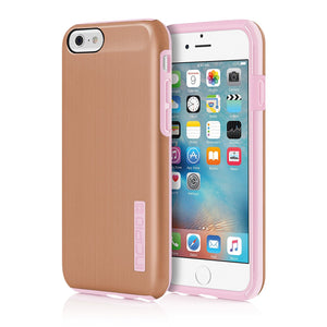 Incipio DualPro SHINE Case Cover for Iphone 6/6s - Rose Gold/Blush - Equipment Blowouts Inc. Established 2005.