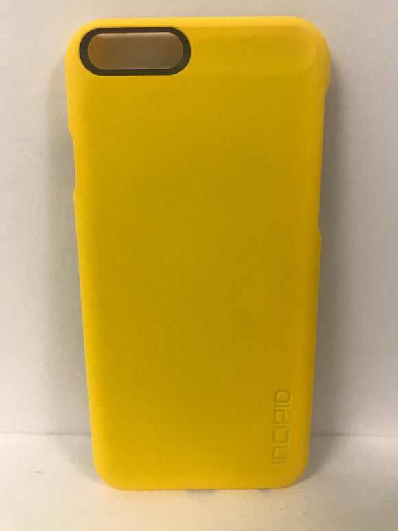 Incipio Feather Ultra-Thin Snap on Case for iPhone 6 - Yellow - Equipment Blowouts Inc.