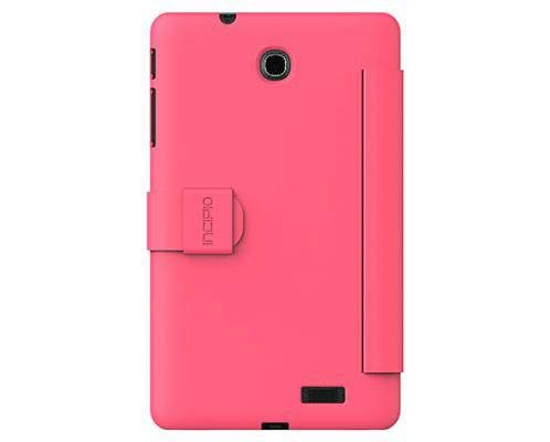Incipio Lexington Hard Shell Folio Case for AT&T Trek HD - Pink - Equipment Blowouts Inc.