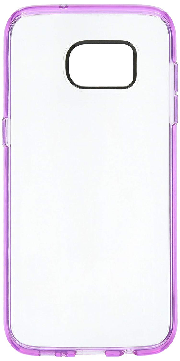 Incipio Octane Pure Case for Samsung Galaxy S7 - Clear/Purple - Equipment Blowouts Inc.
