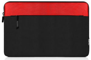 Incipio Padded Nylon Sleave for Microsoft Surface - Red/Black - Equipment Blowouts Inc.