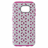 Incipio Dualpro Detail Case Samsung Galaxy S6 - White/Pink - Equipment Blowouts Inc.