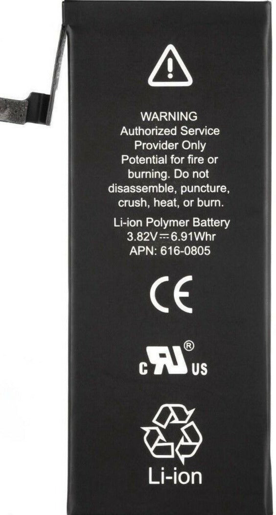 Apple Replacement Battery for iPhone 5C - A1533