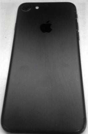 OEM Apple iPhone 7 full back housing frame rear chasis glass