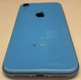 OEM Apple iPhone XR rear housing back glass ( BLUE ) - Equipment Blowouts Inc.