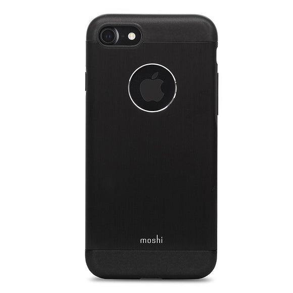Moshi Armour Case Iphone 7 - Onyx Black - Equipment Blowouts Inc.