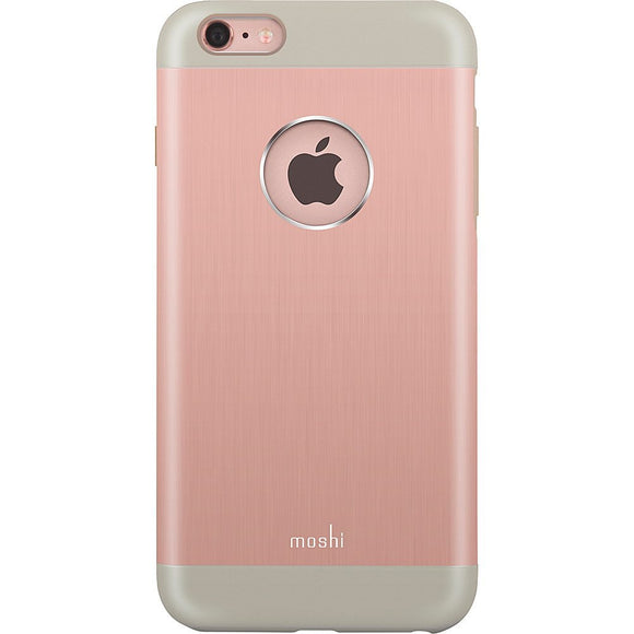 Moshi iGlaze Armour Iphone 6/6s PLUS - Rose Gold - Equipment Blowouts Inc.
