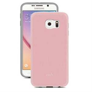 Moshi iGlaze Case for Samsung Galaxy S6 - Pink - Equipment Blowouts Inc.