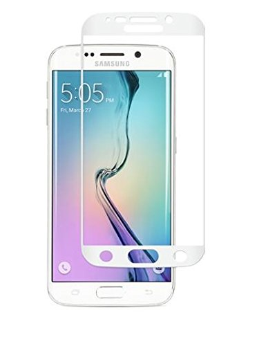 Moshi iVisor AG Screen Protector for Samsung Galaxy S6 Edge - White - Equipment Blowouts Inc.