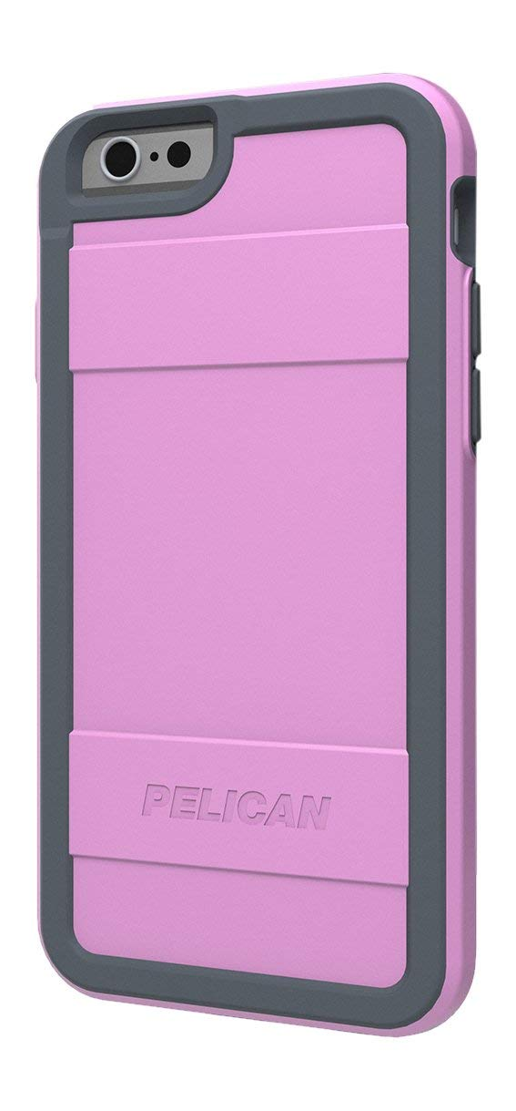 Pelican ProGear Protector for iPhone 6 Plus 7 Plus - Pink/Gray - Equipment Blowouts Inc.