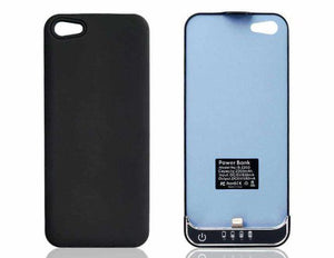 Power Bank for iPhone 5 - Black - Equipment Blowouts Inc. Established 2005.