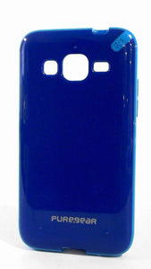 PureGear Slim Shell for Samsung Galaxy Core Prime - Blue - Equipment Blowouts Inc.