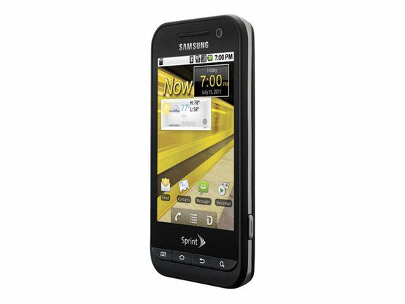 Samsung Conquer Android Smartphone - 4G - Sprint - CDMA Sph-d600