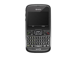 Kyocera Brio S3015 Gray 3G Sprint CDMA QWERTY Cell Phone